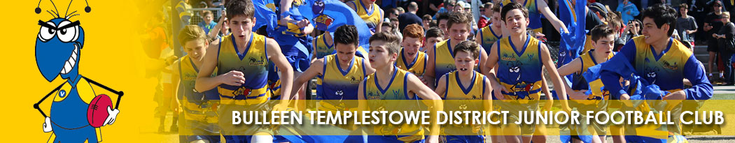 Bulleen Templestowe Junior Football Club