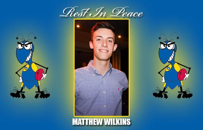 RIP Matthew Wilkins