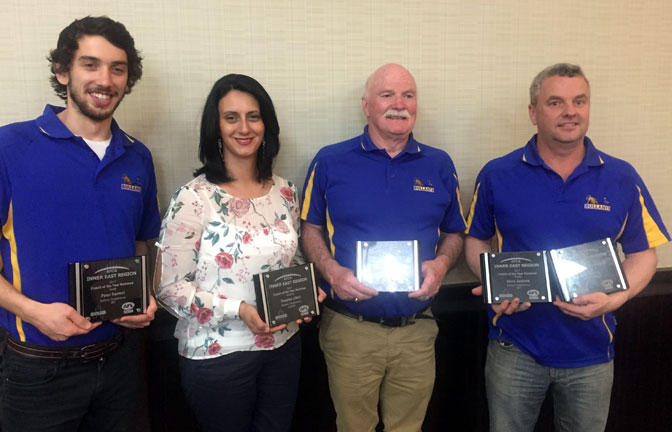 AFCA Inner East Coach of the Year Awards