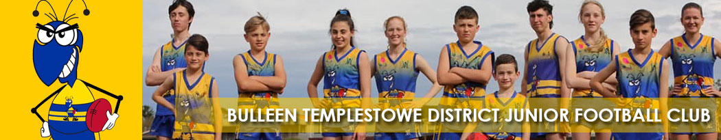 Bulleen Templestowe Junior Football Club Logo
