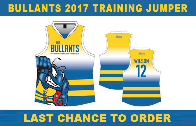 2017 Training Jumper